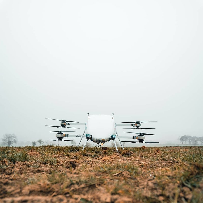 Manna Drone Delivery as a Service