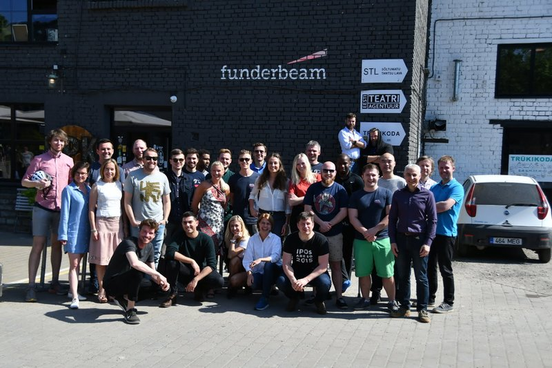 estonian startups to watch Funderbeam
