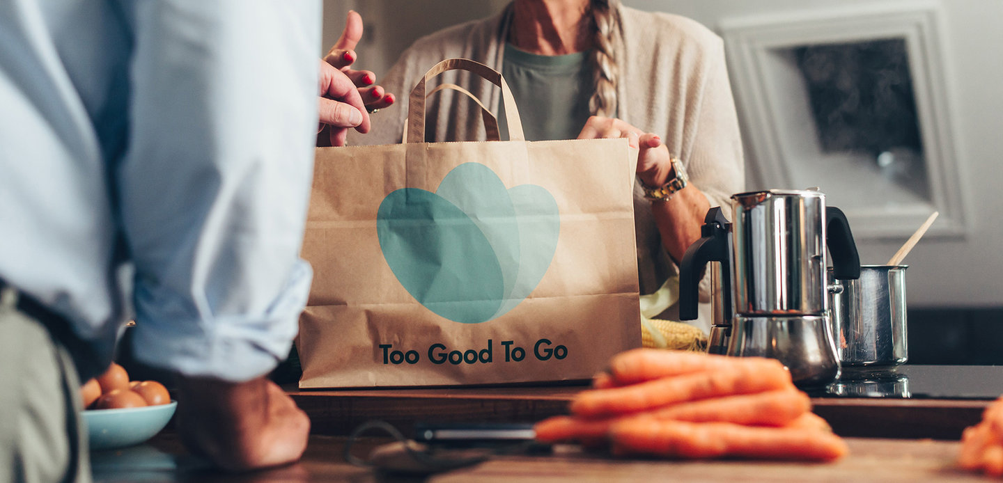 food waste too good to go